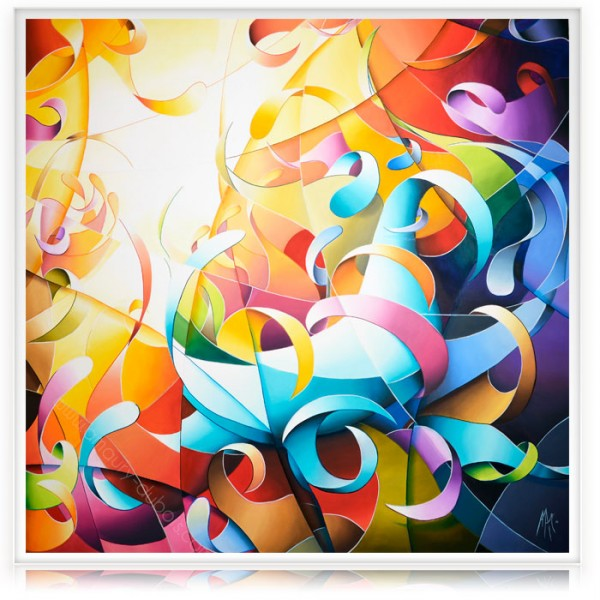 Abstract Painting Elevation