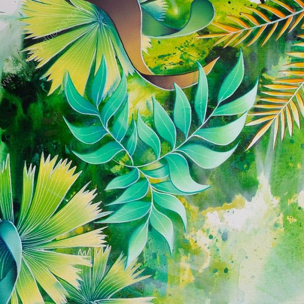 Jungle Painting