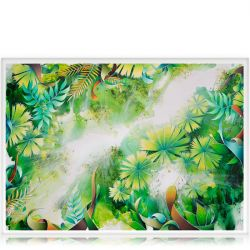 Peinture Jungle