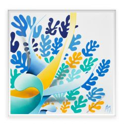 Painting Matisse 1 - The Sheaf