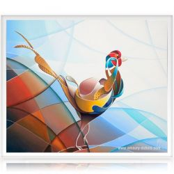 Colorful Painting Pheasant