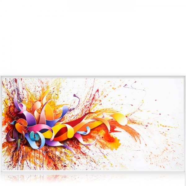 """Abstract Colorful Painting """" My wave"""""""