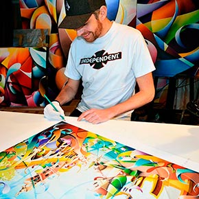 signed limited edition cordoba artwork