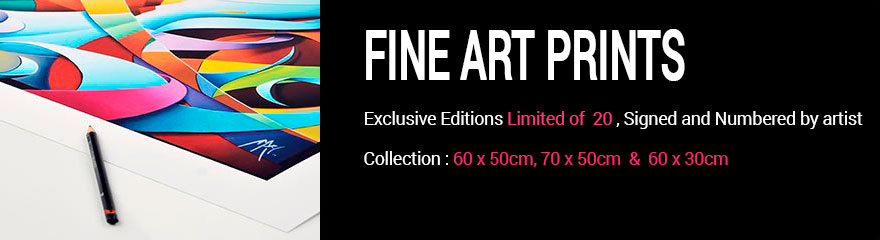 signed limited fine art prints by artist