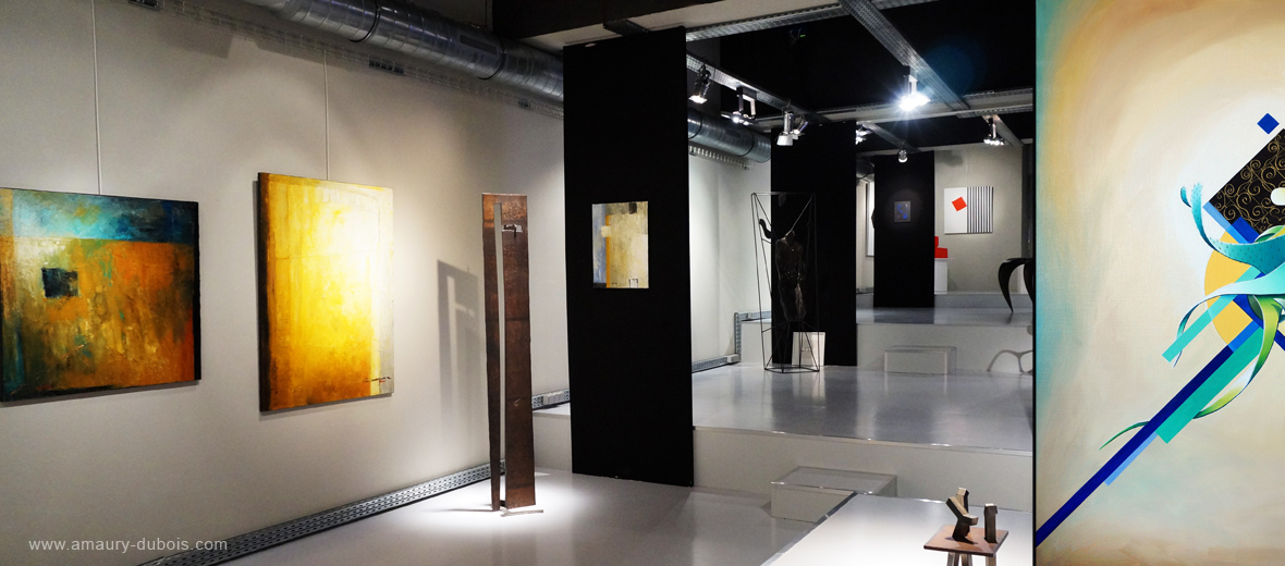 Art Gallery Exhibition in FRANCE Le Touquet at the Galerie Wagner