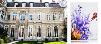 The Clarance Hotel in Lille Buy for their private collection Art