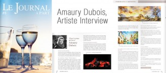 Interview of Amaury Dubois in